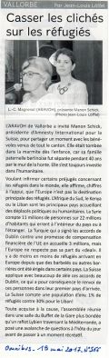 Article Manon Schick Line Claude